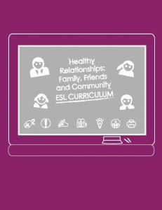 ESL Curriculum_Cover Page